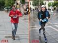 Pet godina Lazarevog  trčanja