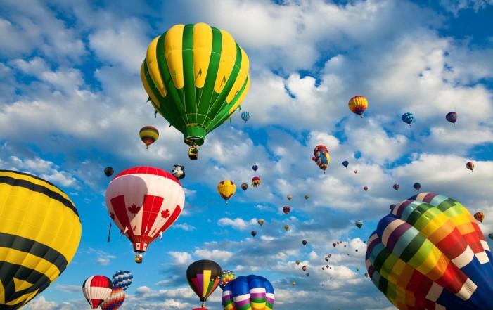 """Međunarodni festival balona – """"Kruševac kroz oblake"""""""