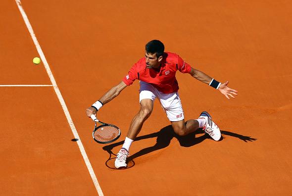 """Novak Đoković pobedom nad Bornom Ćorićem startovao na """"Mutua Madrid Open""""-u"""