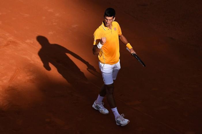 Novak Đoković prošao u treće kolo Mastersa u Rimu