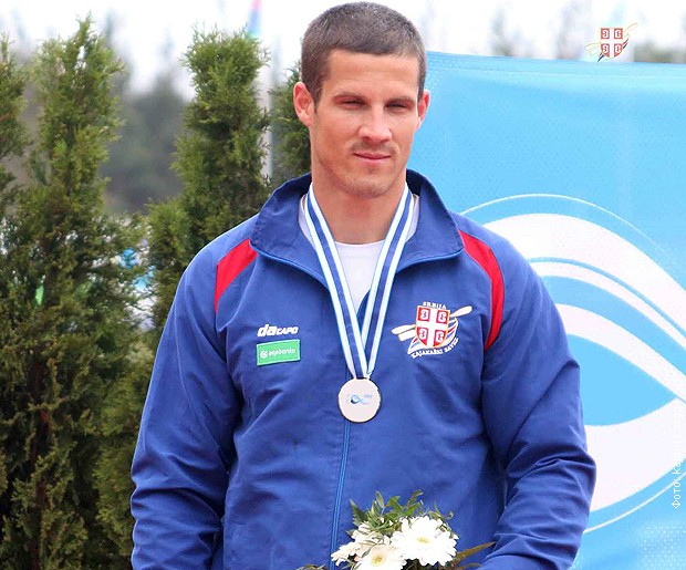 Kajakaš Vladimir Torubarov osvojio srebrnu medalju na Svetskom kupu u Račicama