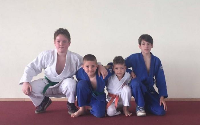 Sva četiri takmičara donela medalje iz Makedonije