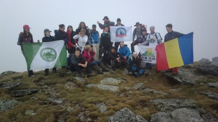 Niški planinari osvojili deset vrhova Karpata za jedan dan