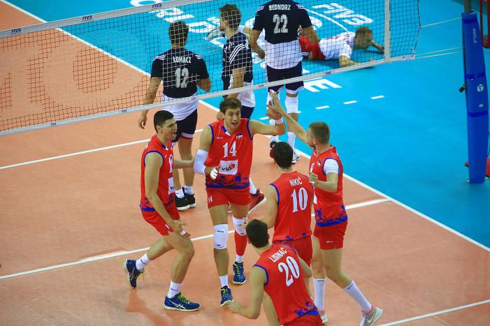 Sve tri pobede u Kalinjingradu. Odbojkaši Srbije savladali i Poljsku 3:0