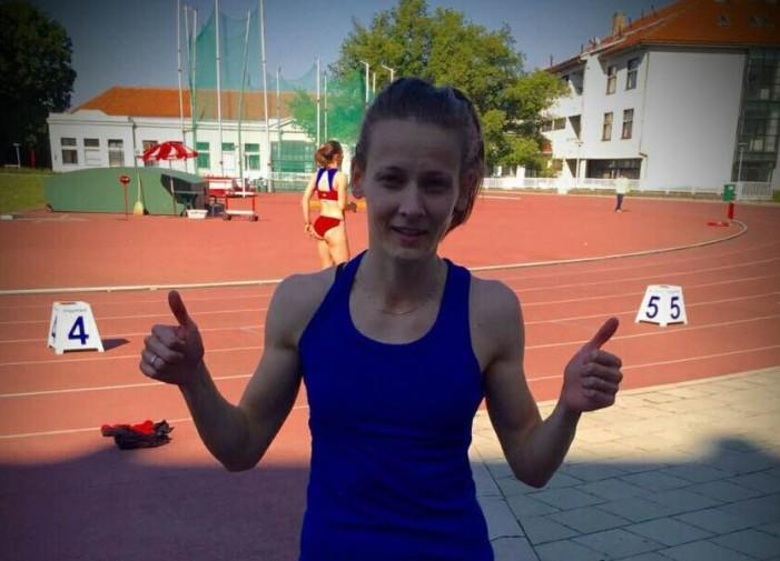 Tamara Salaški uz novi državni rekord na 400m ide u RIO
