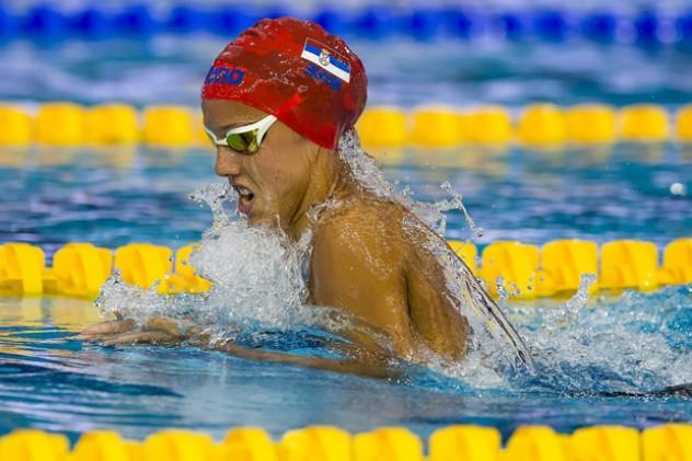 Anja Crevar osvojila još jednu medalju na EP za juniore u Mađarskoj