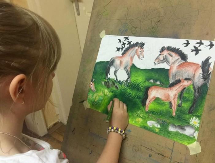 Besplatna škola crtanja i vajanja za đake