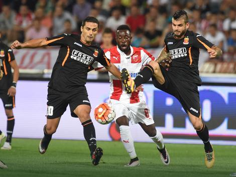 Crvena Zvezda pobedila Valetu i plasirala se u treće kolo kvalifikacija za Ligu šampiona