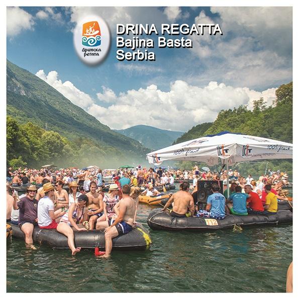 23. Drinska regata od 20-24. jula