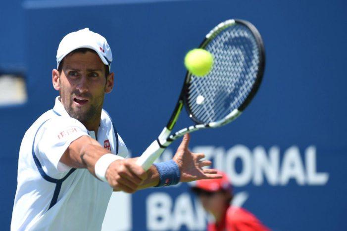 Novak pobedom startovao na Rodžers kupu u Torontu