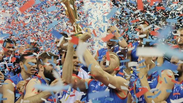 Odbojkaši Srbije pobedili Brazil i OSVOJILI SVETSKU LIGU 2016!