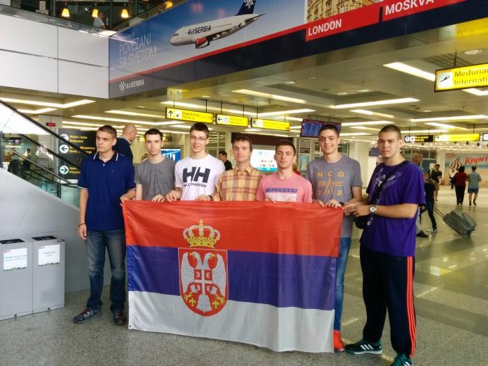 Tim matematičara Srbije doneo pet medalja sa olimpijade u Hongkongu 2016