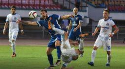 Vojvodina pobedila Dinamo Minsk i na korak je od Lige Evrope