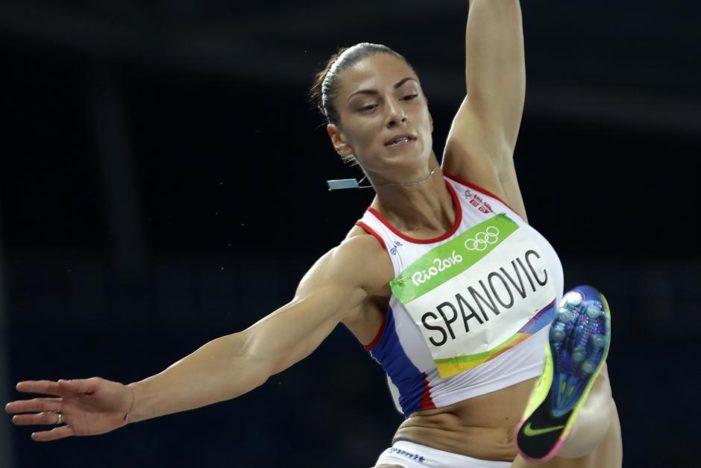 Ivana Španović osvojila bronzanu medalju na OI u Riu
