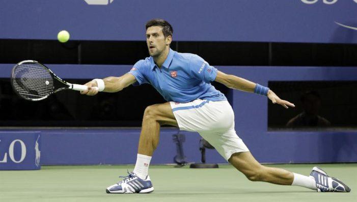 Novak uspešan na startu US OPEN-a