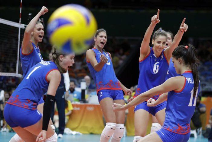Odbojkašice Srbije u polufinalu na OI u RIU