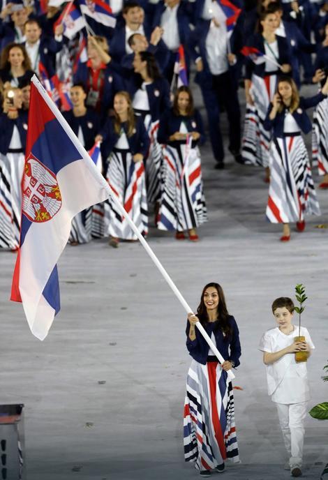 Otvorene 31. letnje olimpijske igre – RIO DE ŽANEIRO 2016