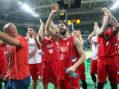 Košarkaši Srbije pobedili Hrvatsku i plasirali se u polufinale OI u RIU