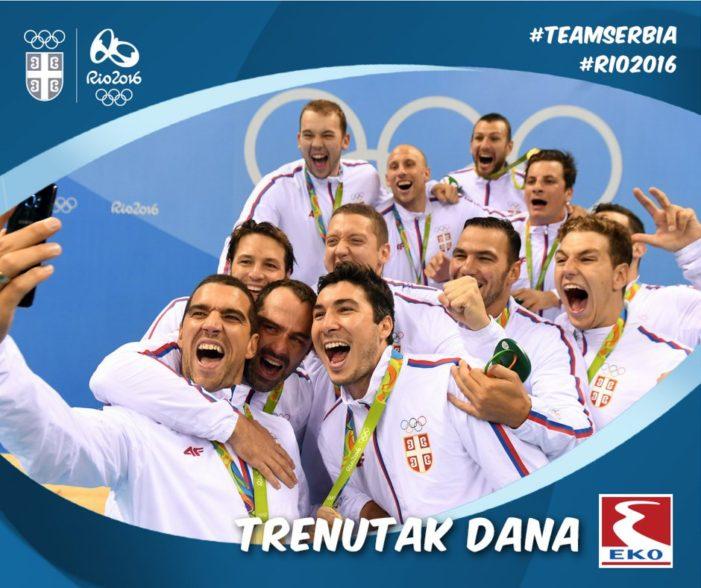ZLATNI DELFINI RIO 2016 – Srbija pobedila Hrvatsku u finalu