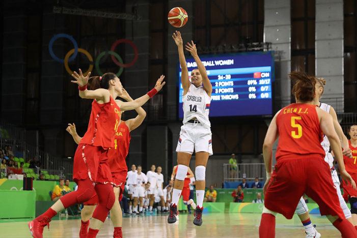 Košarkašice Srbije pobedile Kinu i sada su na korak od četvrtfinala