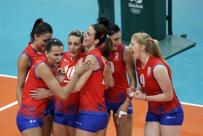 Druga pobeda naših odbojkašica u Riju – Srbija bolja od Portorika