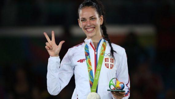 Tijana Bogdanović osvojila srebro na OI u Riu