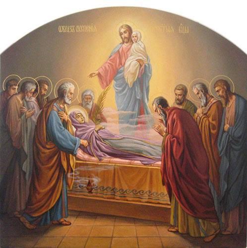 Uspenje Presvete Bogorodice – Velika Gospojina ili Velika Gospođa
