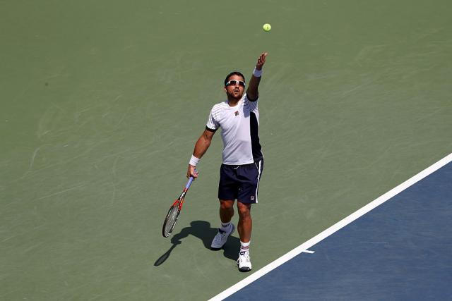 Viktor Troicki posle preokreta u drugoj rundi US OPEN-a