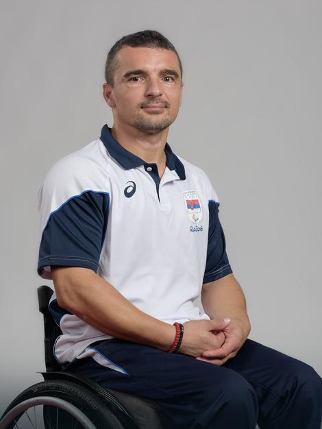 Mitar Palikuća osvojio prvu medalju za Srbiju na Paraolimpijskim igrama u Rio de Žaneiru
