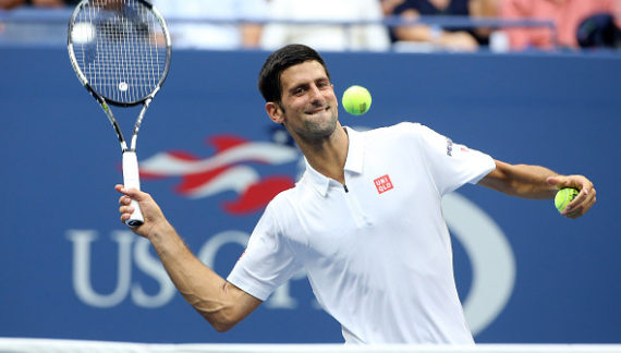 Novak Đoković lako do četvrtfinala US OPEN-a