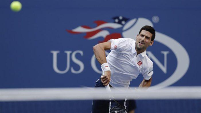 """""""Srpski ekspres"""" stigao u finale US OPENA – Novak bolji od Monfisa"""