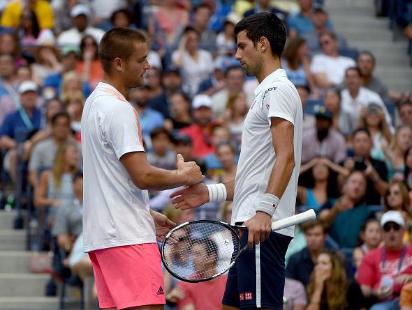 Novak Đoković u osmini finala US OPEN-a