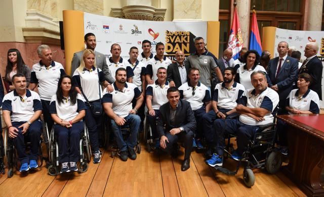 Paraolimpijske igre od 07. do 18. septembra