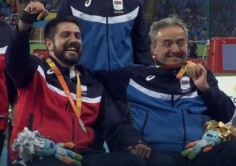 Željko Dimitrijević osvojio zlato i novi rekord, a Miloš Mitić srebro uz novi lični rekord