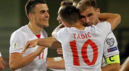 Konačno dobra igra Reprezentacije Srbije – Moldavija savladana rezultatom 3:0