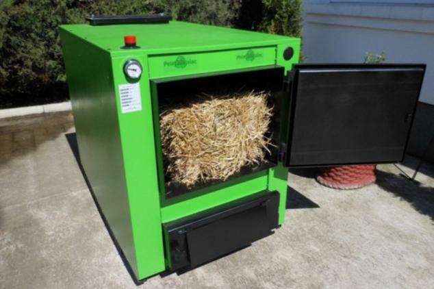 Grejanje na biomasu