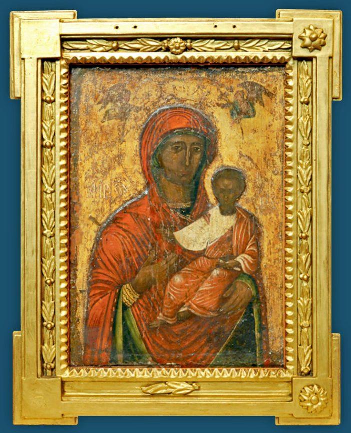 Najstarija somborska ikona