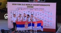 Basketaši Srbije su šampioni sveta