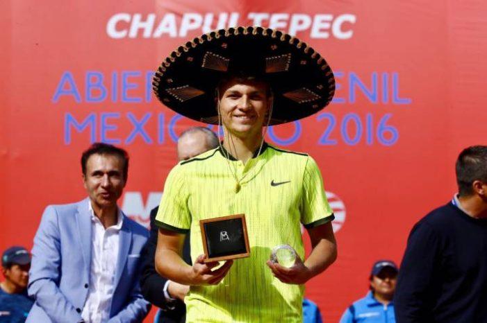 Srpski teniser Miomir Kecmanović svetski broj 1 na ITF listi