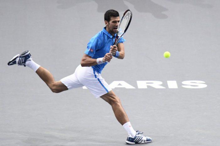 Pobedom nad Milerom, Novak uspešno startovao odbranu titule u Parizu