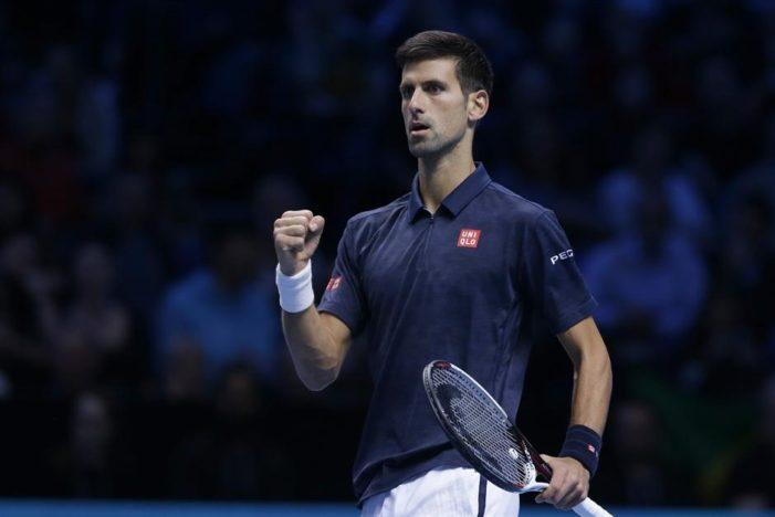 """Pobeda za prvo mesto u grupi """"Ivan Lendl"""""""