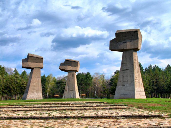 Obnova spomen parka Bubanj