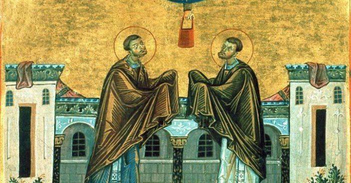 Danas su Sveti Vrači, Kozma i Damjan: Besrebrenici – bez naknade