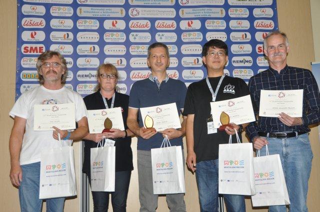Na SP u Slovačkoj Zoran Tanasić najbolji u sudokuu, a Nikola Živanović peti u logici