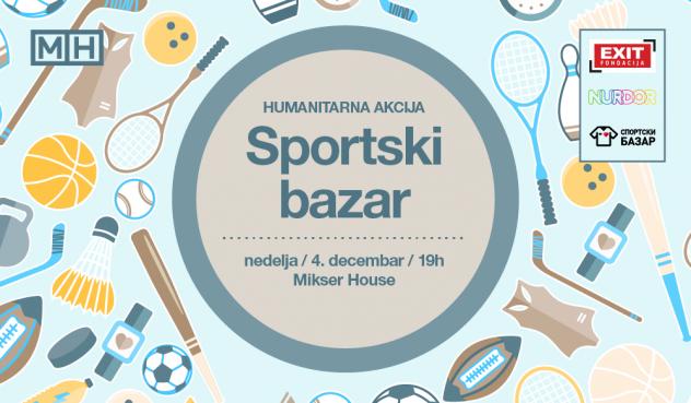 Humanitarni sportski bazar 2016