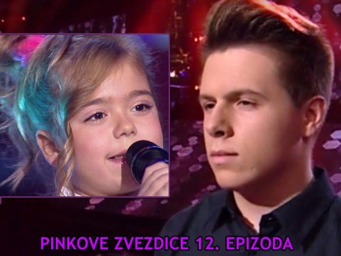 Pinkove zvezdice, 12. epizoda: HIT večeri Ema i Roko (VIDEO)