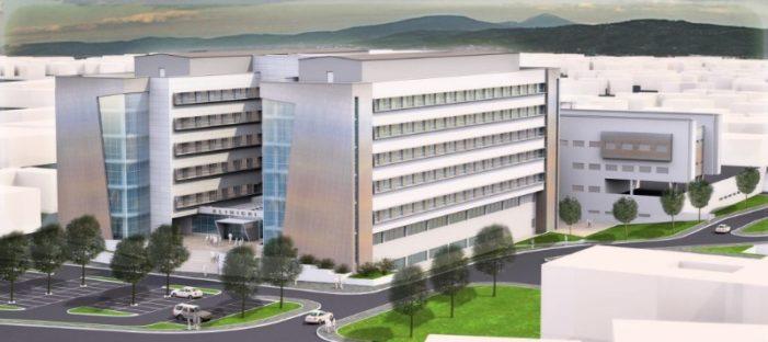 Počinje opremanje novog Kliničkog centra Niš