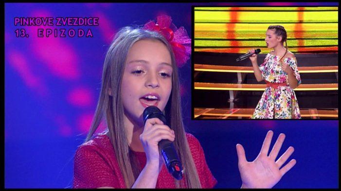 Pinkove zvezdice, 13. epizoda: HIT večeri Sara i Mina (VIDEO)