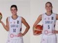 Sonja Petrović najbolja u Evropi, uz Anu Dabović u prvoj petorci. Jelena Milovanović u drugoj petorci