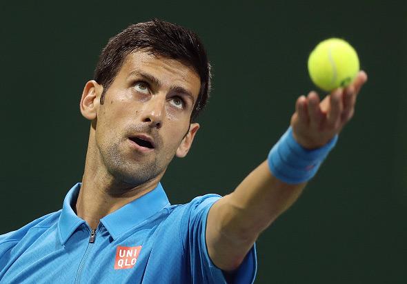 Prva pobeda Novaka Đokovića u 2017. godini